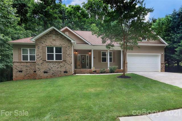 132 Nutmeg Lane, Troutman, NC 28166 (#3749019) :: Homes with Keeley | RE/MAX Executive