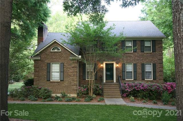 9401 Stonemark Drive, Charlotte, NC 28277 (#3749034) :: Hansley Realty