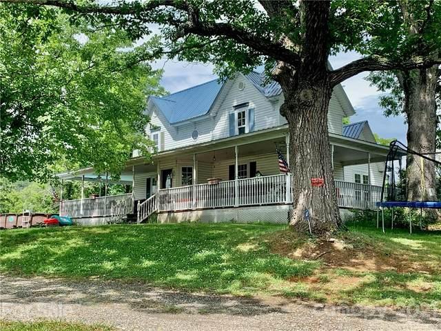 201 Murphy Hill Road, Weaverville, NC 28787 (#3749047) :: Homes Charlotte