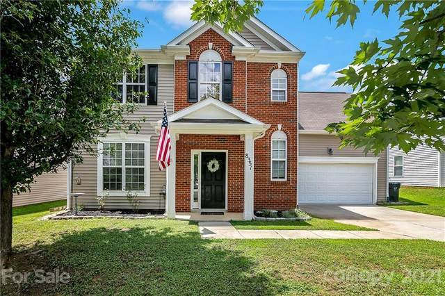 8351 Rolling Meadows Lane, Huntersville, NC 28078 (#3749092) :: MartinGroup Properties