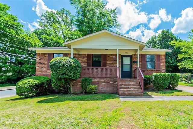 430 Gene Avenue, Charlotte, NC 28205 (#3749109) :: Exit Realty Vistas