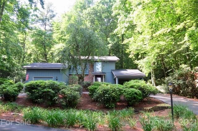 1156 Glen Cannon Drive, Pisgah Forest, NC 28768 (#3749113) :: Carver Pressley, REALTORS®