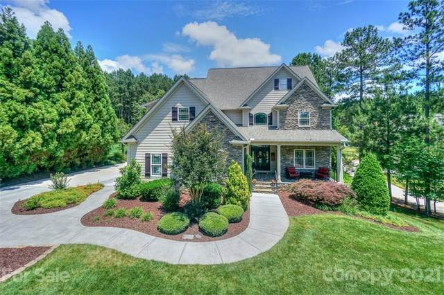 165 Blue Ridge Trail, Mooresville, NC 28117 (#3749145) :: Rhonda Wood Realty Group