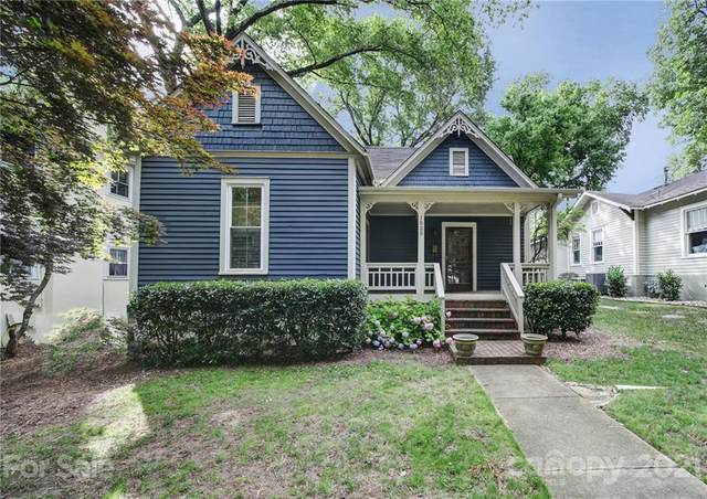 1525 Cleveland Avenue, Charlotte, NC 28203 (#3749218) :: Odell Realty