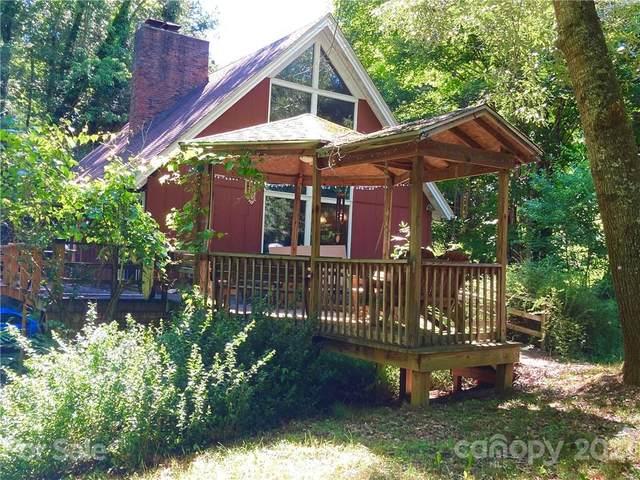 1585 Fox Run Road, Waynesville, NC 28785 (#3749243) :: BluAxis Realty