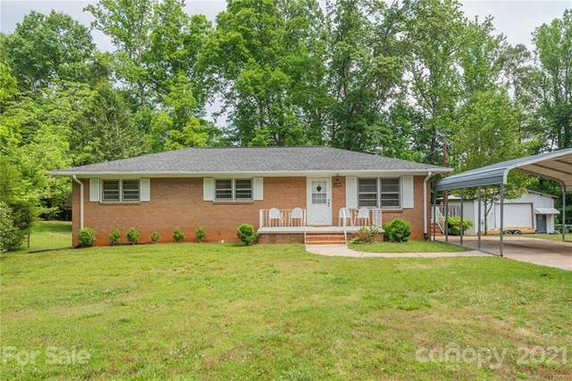 3109 Simmons Street, Kannapolis, NC 28083 (#3749330) :: LePage Johnson Realty Group, LLC