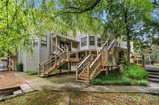216 S Clarkson Street F, Charlotte, NC 28202 (#3749350) :: Scarlett Property Group