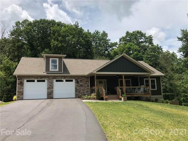 381 Kristy Cabe Drive, Fletcher, NC 28732 (#3749396) :: Modern Mountain Real Estate