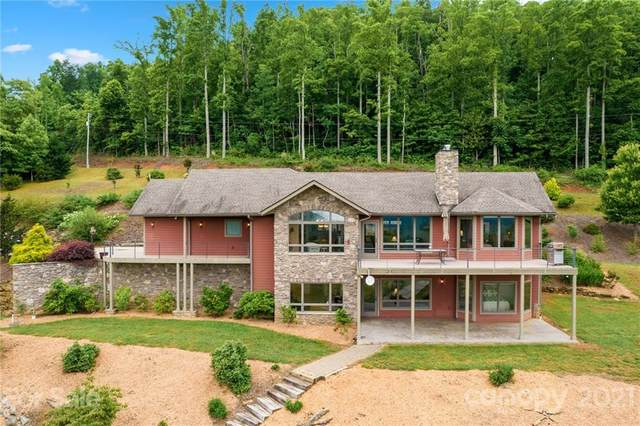 547 Mitchell View Drive, Hendersonville, NC 28792 (#3749436) :: The Mitchell Team