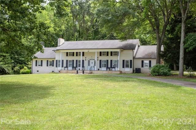 300 Country Club Acres, Shelby, NC 28150 (#3749458) :: TeamHeidi®