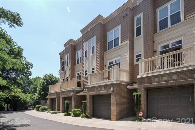 239 N Dotger Avenue F6, Charlotte, NC 28207 (#3749475) :: Odell Realty