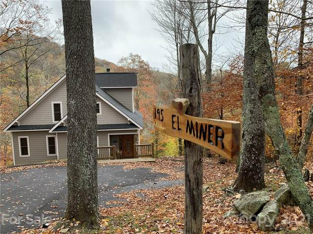 195 El Miner Court, Mars Hill, NC 28754 (#3749541) :: NC Mountain Brokers, LLC