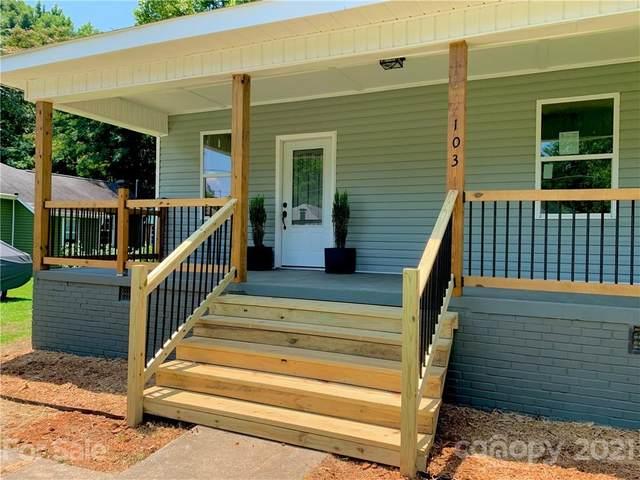 103 Crescent Avenue, Gastonia, NC 28054 (#3749542) :: Homes Charlotte