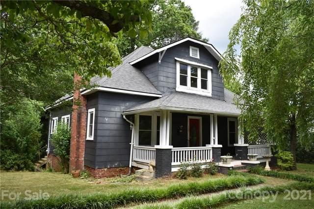 100 N Mcdowell Avenue, Marion, NC 28752 (#3749564) :: Carver Pressley, REALTORS®