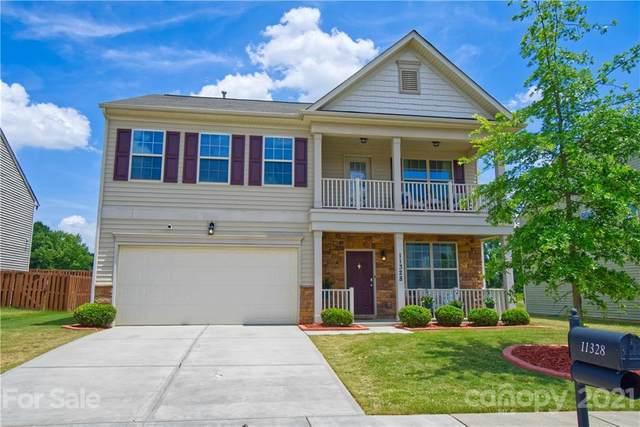 11328 Sweetbriar Ridge Drive, Charlotte, NC 28269 (#3749633) :: Home and Key Realty