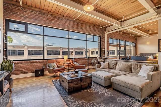 310 Arlington Avenue #426, Charlotte, NC 28203 (#3749650) :: Stephen Cooley Real Estate Group