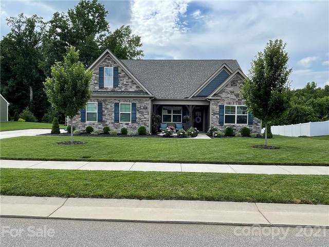 174 Bushney Loop, Mooresville, NC 28115 (#3749663) :: Briggs American Homes