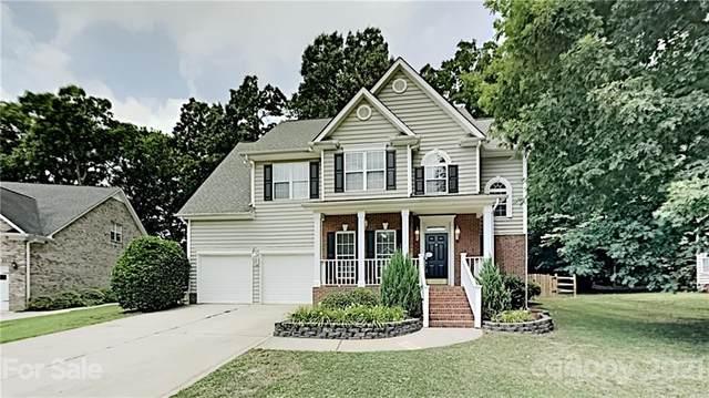 15108 Castlebridge Lane, Matthews, NC 28104 (#3749688) :: Austin Barnett Realty, LLC