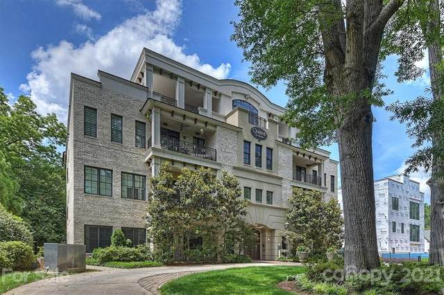 626 Queens Road #203, Charlotte, NC 28207 (#3749690) :: Carlyle Properties