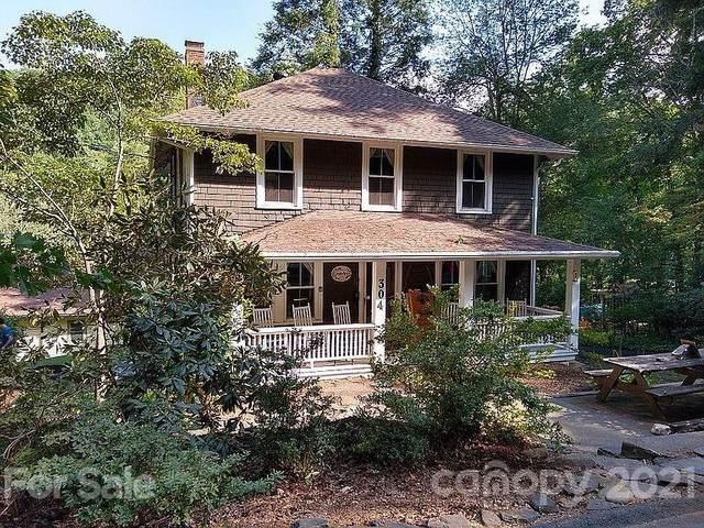 304 Georgia Terrace, Montreat, NC 28711 (#3749700) :: Keller Williams Professionals