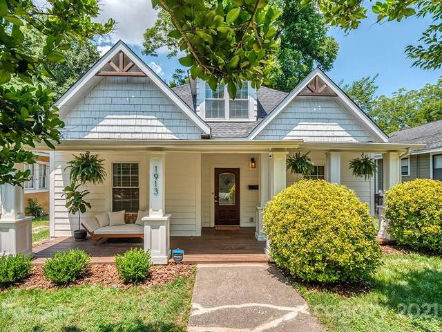 1913 Allen Street, Charlotte, NC 28205 (#3749739) :: Home and Key Realty