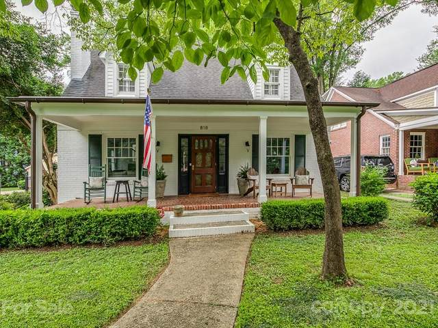 818 E Park Avenue, Charlotte, NC 28203 (#3749760) :: Scarlett Property Group