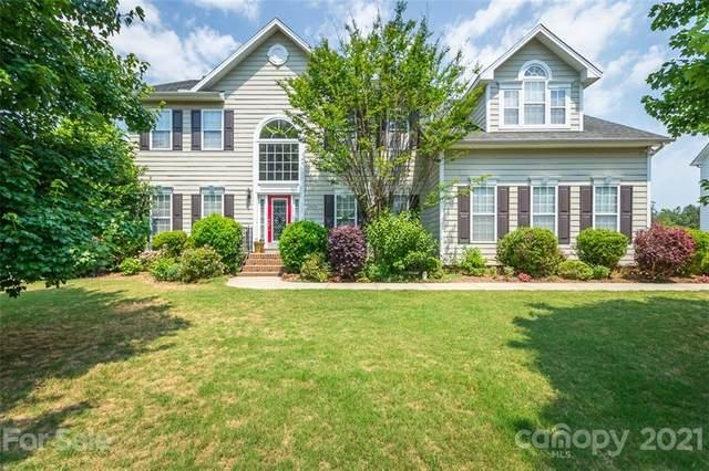 2223 Madeira Circle, Waxhaw, NC 28173 (#3749790) :: Exit Realty Elite Properties