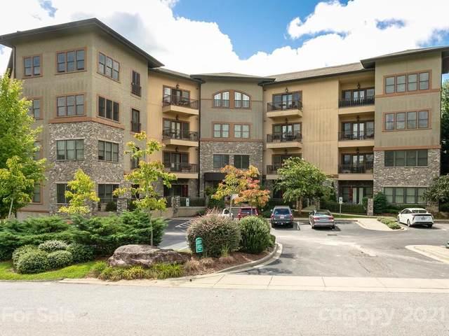 350 E Allen Street #401, Hendersonville, NC 28792 (#3749795) :: Caulder Realty and Land Co.