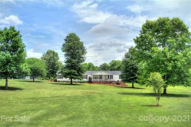 7918 Morgan Mill Road, Monroe, NC 28110 (#3749810) :: Homes Charlotte