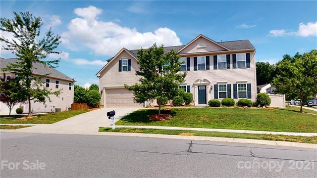 13104 Red Vulcan Court, Charlotte, NC 28213 (#3749830) :: Exit Realty Vistas