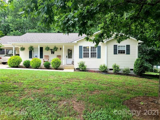 117 Bramblewood Drive #64, Statesville, NC 28625 (#3749838) :: IDEAL Realty