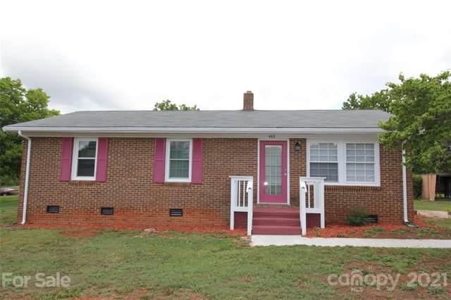 442 Gantts Grove Church Road, Mooresboro, NC 28114 (#3749872) :: Carver Pressley, REALTORS®
