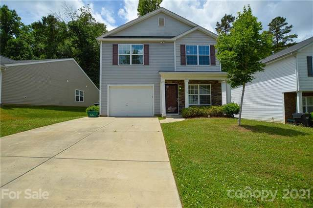 11515 Tribal Drive, Charlotte, NC 28214 (#3749914) :: IDEAL Realty