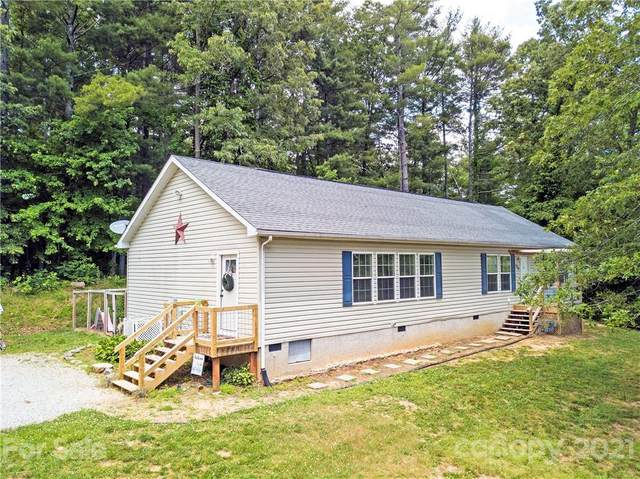 262 Sunrise Ridge Drive, Hendersonville, NC 28792 (#3749936) :: Keller Williams Professionals