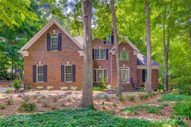 201 Pebble Stone Lane, Matthews, NC 28104 (#3749976) :: Cloninger Properties