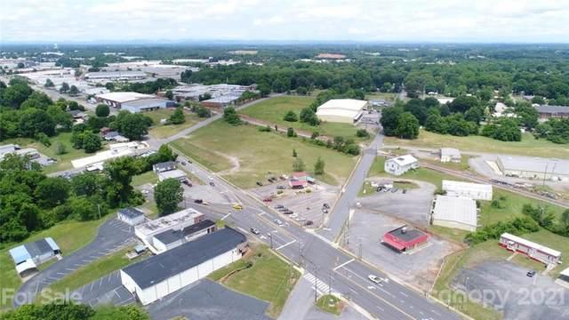0 W Front Street, Statesville, NC 28677 (#3749994) :: Johnson Property Group - Keller Williams