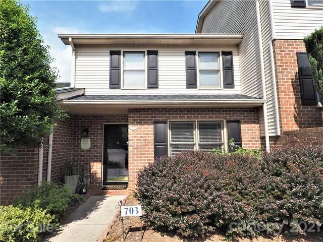 703 21st Avenue, Hickory, NC 28601 (#3750028) :: Cloninger Properties