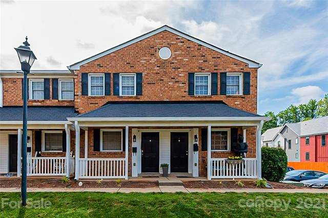 1344 Green Oaks Lane O, Charlotte, NC 28205 (#3750050) :: Rowena Patton's All-Star Powerhouse