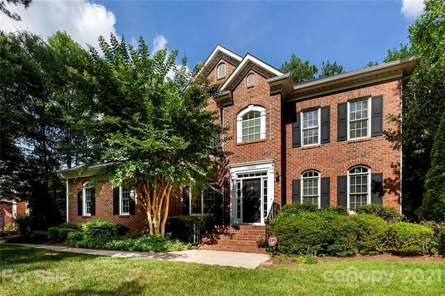 12306 Overlook Mountain Drive, Charlotte, NC 28216 (#3750083) :: Exit Realty Vistas