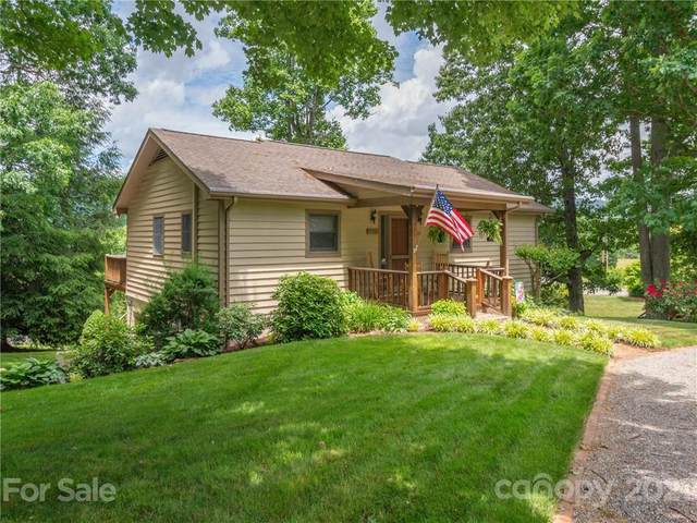 311 Walnut Ford Road, Waynesville, NC 28785 (#3750115) :: Homes Charlotte
