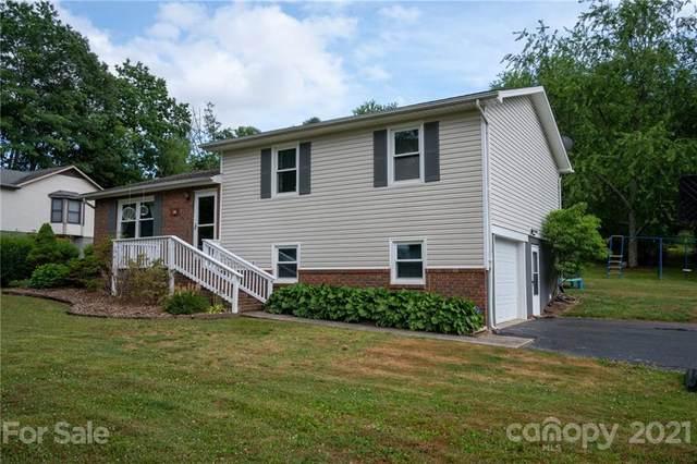 55 Nix Road, Hendersonville, NC 28792 (#3750140) :: Exit Realty Vistas