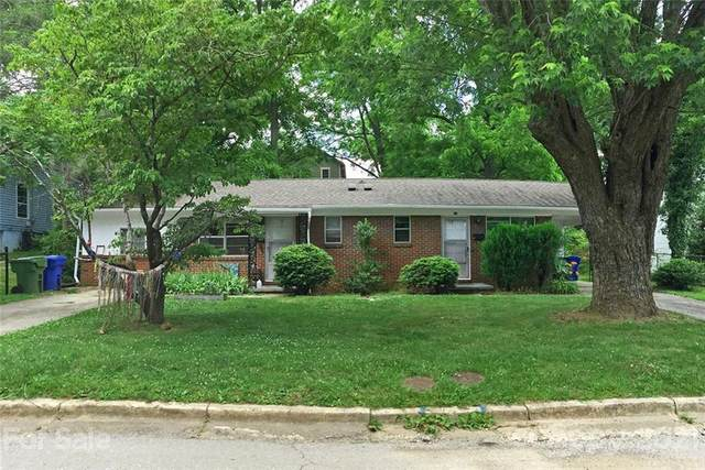 62-64 Herron Avenue, Asheville, NC 28806 (#3750143) :: Exit Realty Vistas