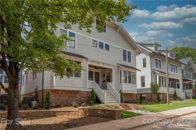 2414 Marshall Place, Charlotte, NC 28203 (#3750149) :: Homes Charlotte