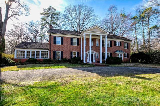 635 Edgemont Road, Charlotte, NC 28211 (#3750180) :: Odell Realty
