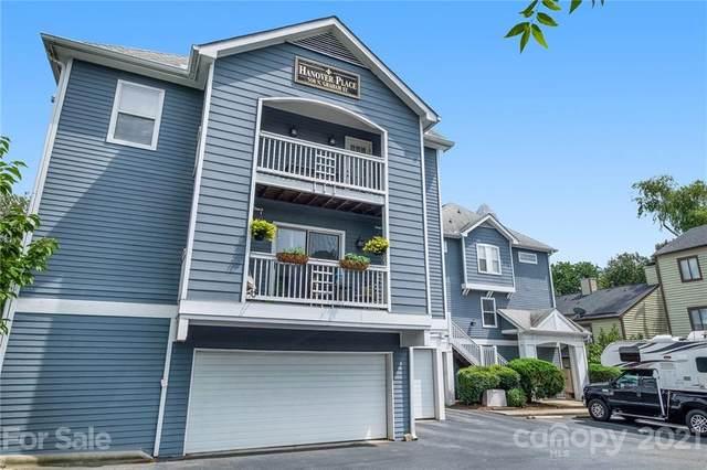 508 N Graham Street B, Charlotte, NC 28202 (#3750181) :: Austin Barnett Realty, LLC