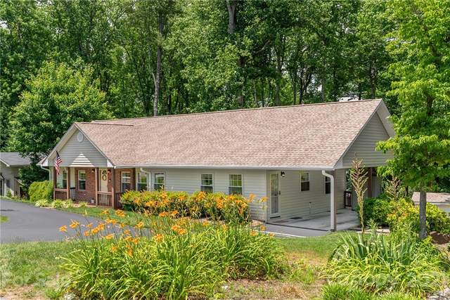 442 Armstrong Avenue, Hendersonville, NC 28739 (#3750206) :: Homes Charlotte