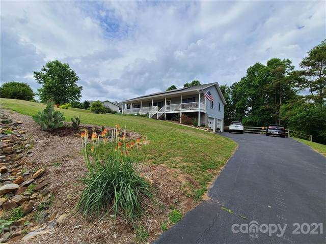 1 Nicole Lane, Weaverville, NC 28787 (#3750238) :: Home and Key Realty