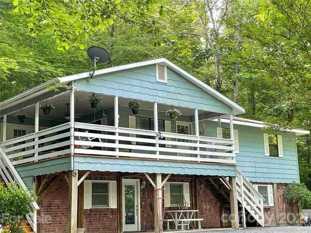 60 Ledge Terrace, Hendersonville, NC 28792 (#3750243) :: Keller Williams Professionals