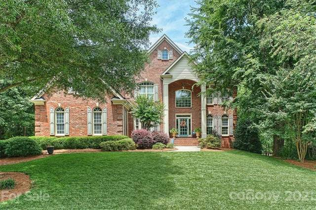 12678 Overlook Mountain Drive, Charlotte, NC 28216 (#3750267) :: Exit Realty Vistas