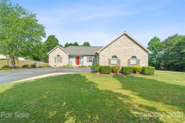 17 Sand Bar Drive, Taylorsville, NC 28681 (#3750333) :: Homes Charlotte